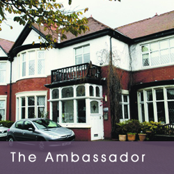 The Ambassador Care Home Blackpool